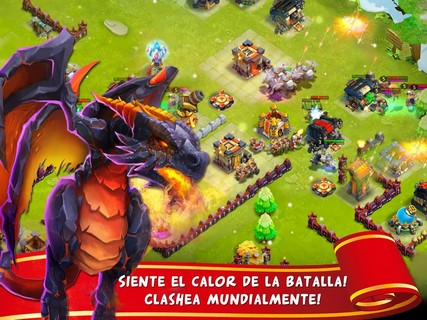 Castle Clash  Para Android - Captura