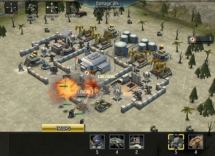 Call of Duty®: Heroes Para Android - Captura