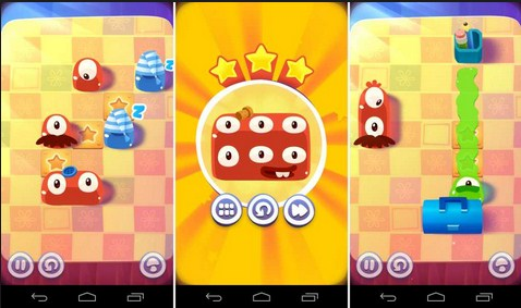 Pudding Monsters Para Android - Captura