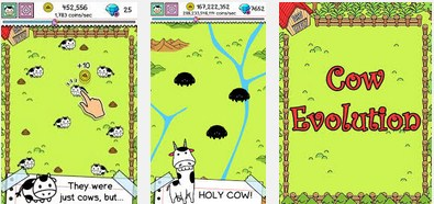 Cow Evolution Para Android - Captura