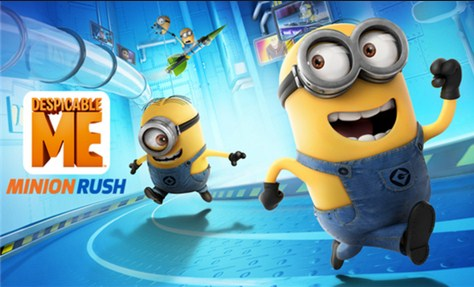 MI VILLANO FAVORITO_Minion Rush_androidsan.com_cover