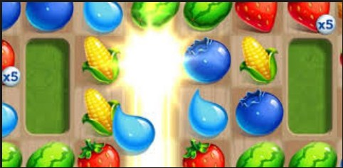 FarmVille: Combina cosechas Para Android - Captura