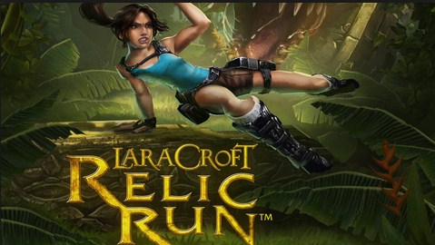 Lara Croft_Relic Run_Androidsan.com_cover