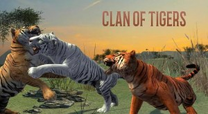 Clan of tigers Simulador de Tigres para Android_animeakgame_