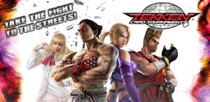 Descargar Tekken Card Tournament para android