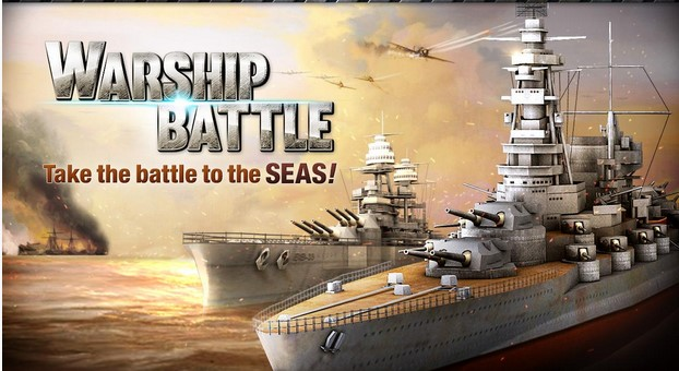 Juego de Buques de guerra para android - WARSHIP BATTLE:3D World War II