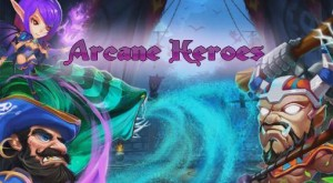 Arcane heroes para android