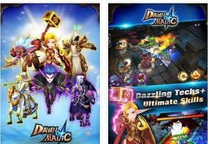 Dawn of magic Nirvana_Androidsan.com_1