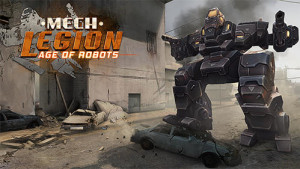 Mech legion Age of robots